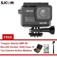 Paket Komplit SJCAM SJ8 PLUS Original Action Camera