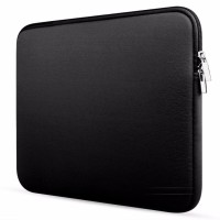 Tas Laptop / Softcase Macbook 13 inch Sleeve Neoprene - Black