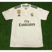 BGR 029 JERSEY BARU REAL MADRID HOME 2018 2019 GRADE ORI