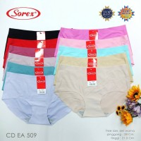 Celana Dalam Wanita Seamless Tanpa Jahitan Anti Nyeplak Sorex 509