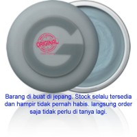 Gatsby - Hair Gel - moving rubber grunge mat abu abu 80g (each)