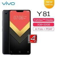 HP Vivo Y81 Pro 3/32 Ram 3GB Rom 32GB Resmi Y81 alter oppo a3s y83 y71