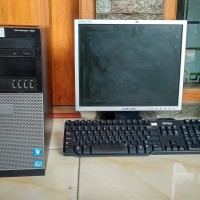 Paket komputer dell optiplex 790 core i3 murah