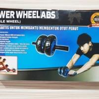 Power Wheel ABS Alat Fitness roller REVOFLEX Xtreme Power Push Up