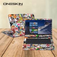 """Garskin Full Body/Laptop/Skin Laptop 10"""" - 15"""" Theme Gambar Tersedia"""