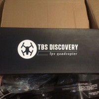 TBS Discovery Frame (top & bottom plate)