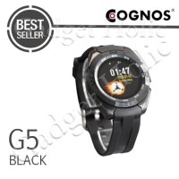 Cognos Smartwatch G5 - Heart Rate - Hitam