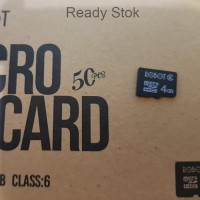micro SD card / memori HP / memory / mmc 4gb