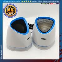 Satoo Multimedia Speaker for PC/Laptop Clear Sound Model Vbox SK