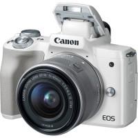 Kamera Mirrorless CANON EOS M50 KIT 15-45MM Terbaik XTT10427