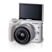 Kamera Mirrorless CANON EOS M3 KIT 15-45MM Terbaik XTT10453