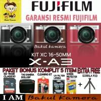 Harga kamera mirrorless fujifilm x a3 paket lengkap terbaik   Pembandingharga.com