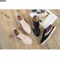 Sepatu Sneakers Gucci Diamond Strap 20297