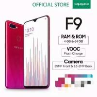 Hp Oppo F9 Garansi Oppo resmi Indonesia