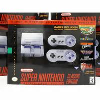 Jual Super Nintendo SNES Classic Edition Free 200 Games Murah