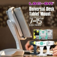 Log On UNIVERSAL DESK HOLDER Tablet IPAD TAB MOUNT 7 - 15 inch