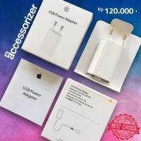 Adaptor kepala charger iPhone 5 5s 6 plus 6s 7 plus original