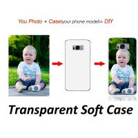 Custom Casing Samsung Galaxy J Series dan A Series Soft Case