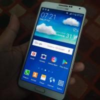 Samsung Note 3 N900 Ram 3/32Gb Second Fullset