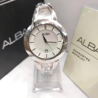 Jam tangan wanita alba VJ22 jam tangan alba original