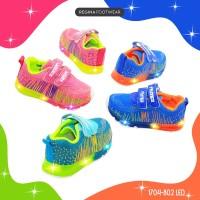 FASTER Sepatu Anak LED 1704-802 Size 26-31