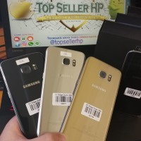 Samsung Galaxy S7 Edge Duos 32gb Seken Fullset