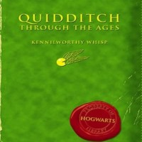 Quidditch Through the Ages - J.K. Rowling (Fantasy Novel)