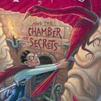 Harry Potter and the Chamber of Secrets - J.K. Rowling(Fantasy Novel)
