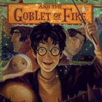 Harry Potter and the Goblet of Fire - J.K. Rowling (Fantasy Novel)