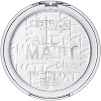 CATRICE ALL MATT PLUS – SHINE CONTROL POWDER - TRANSPARENT