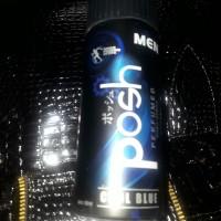 dijual minyak wangi posh cool blue for men netto 150ml harga grosir