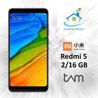 HP Xiomi Redmi 5 Garansi Resmi TAM 1 Tahun - New Xiaomi Batam Terbaru