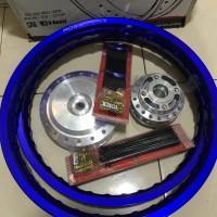 velg jari jari tromol ring 17 paketan motor vario 110 vario 12 Limited