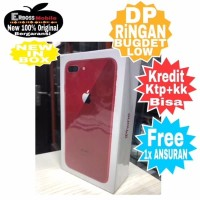 Harga Promo iPhone 8 Plus 64GB Red New Original Kredit Ditoko Bisa
