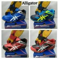 Sepatu badminton/volly Profesional Alligator