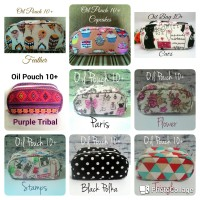 Oil Pouch 10+ / dompet / bag / tas essential oil