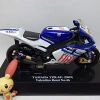 New Ray yamaha yzr m1 2009 Valentino Rossi VR46