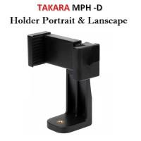 Holder HP tripod mount 360 portrait dan landscape