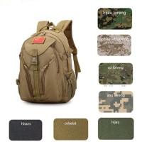 Tas Ransel  8035 Militer Shoulder backpack bag tentara TNI OutDoor TBE