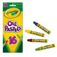 Crayola Oil Pastels 16 - Crayon Non Toxic