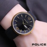 JAM TANGAN POLICE KULIT P115 - II