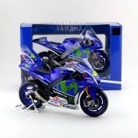 Diecast Motor Yamaha Valentino Rossi 46