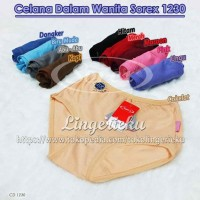 Celana Dalam Wanita Sorex 1230 Ukuran QL atau XXL Best Seller Termurah