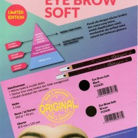 Eye Make up - Pixy - Eye Brow soft (Each)