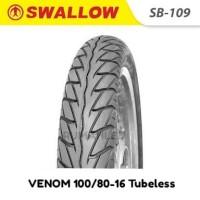 Ban Swallow Venom Matic 100 80 16 Tubeless
