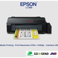 PRINTER EPSON L1300 A3 PHOTO INKTANK ( photo 5 color)