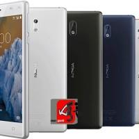 HP Nokia 3 Android 2/16- Ram 2 GB Rom 16GB Resmi Alte Xiaomi redmi 6a