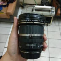 Lensa wide canon efs 10 22mm f3.5 usm