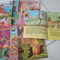 komik ramayana india