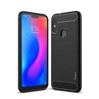 Hard Soft Case Xiaomi Mi A2 MiA2 Lite Casing HP IPAKY Carbon Silikon